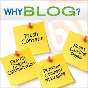 Why Blog is the question on many business owner's minds - this should clear up some of those questions...